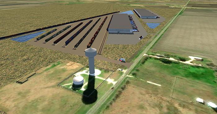 RCR Taylor Logistics Park Site 2