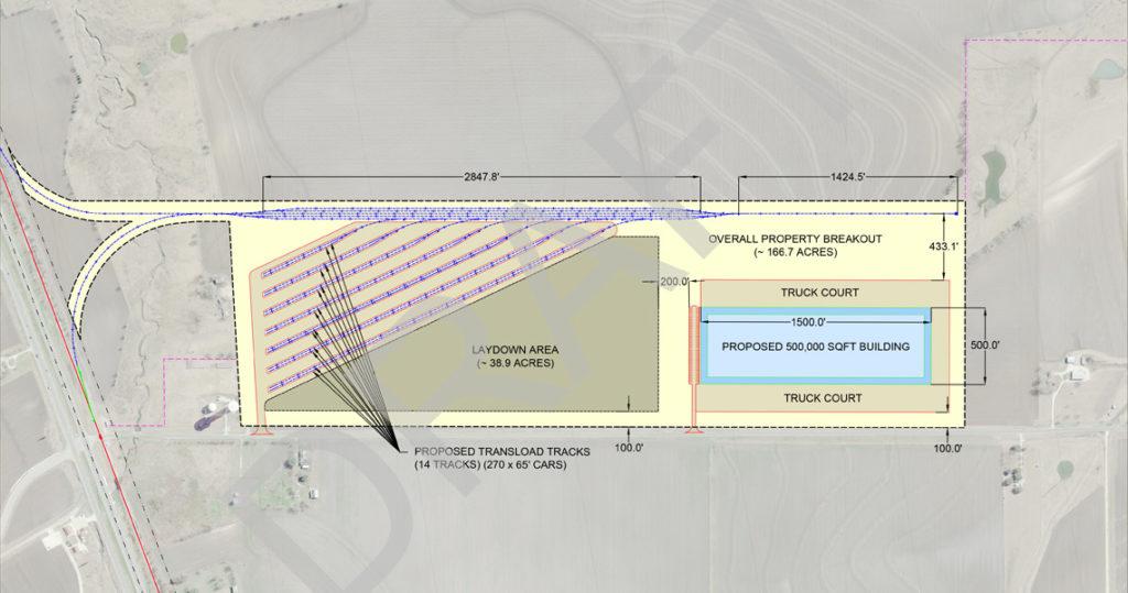 RCR Taylor Master Site Plan