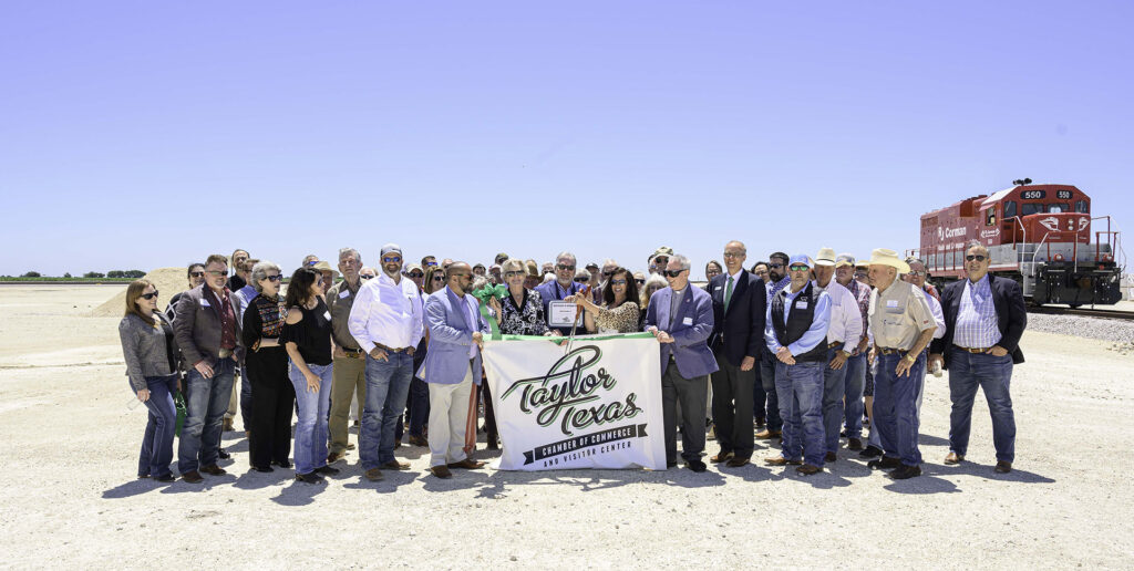 Taylor,TX Welcomes RCR Taylor Logistics Park